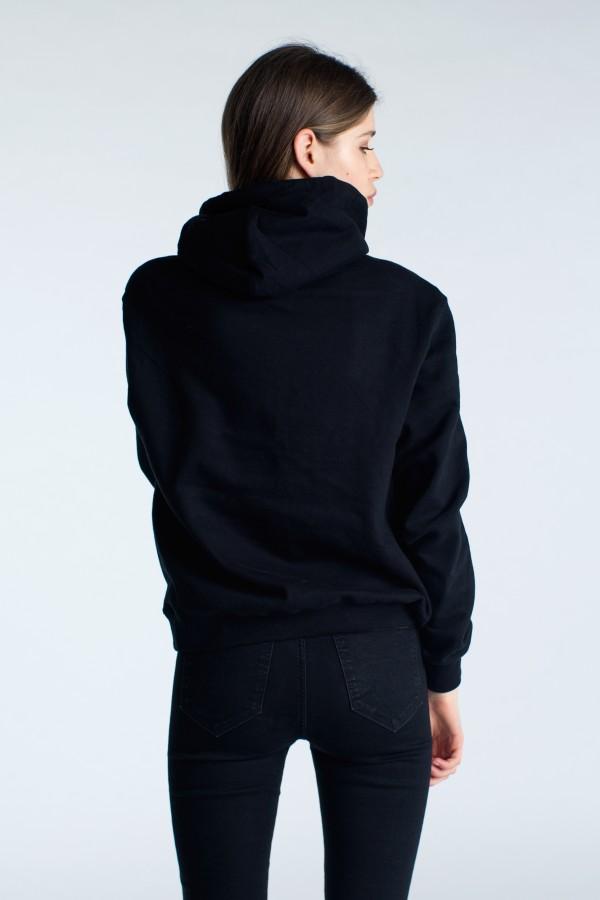 Džemperis 8 KAMBARYS - Juodas