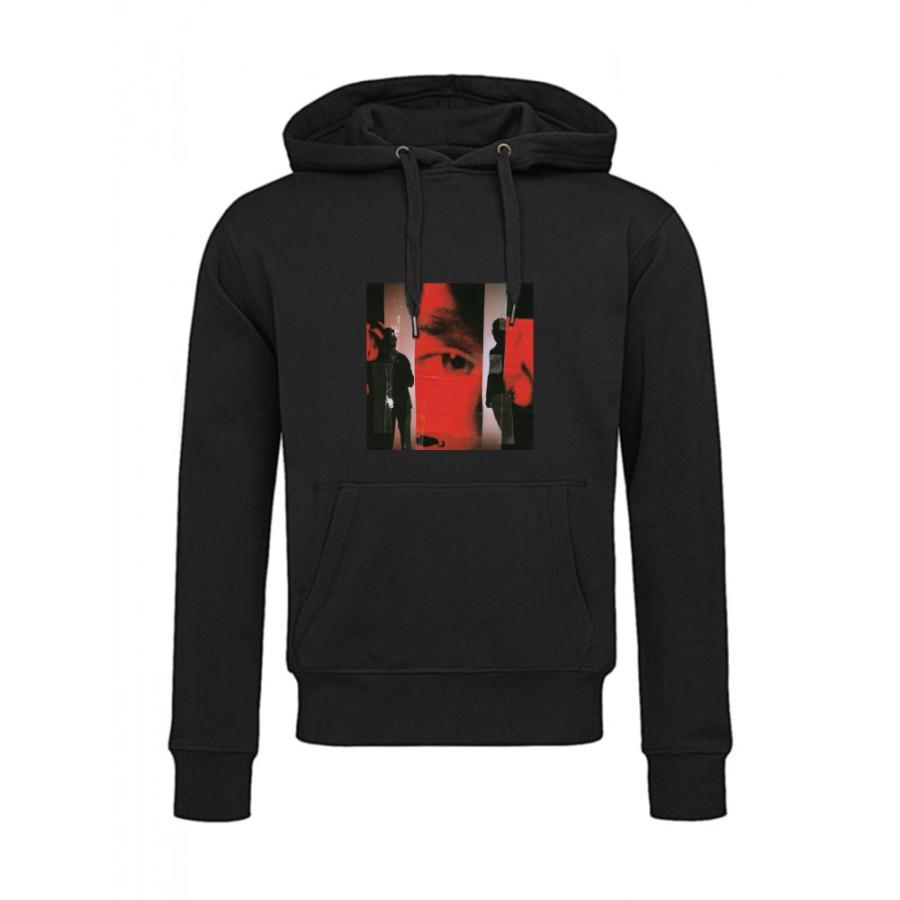 Šventinis komplektas (džemperis su užrašu iš galo + albumas PANACĖJA)